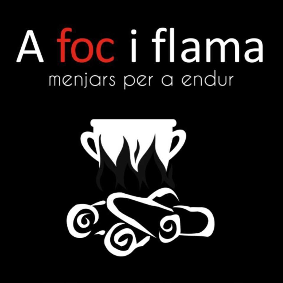 Logo A Foc i Flama